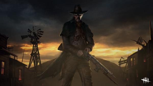 Dead by Daylight - An asymmetrical multiplayer horror game