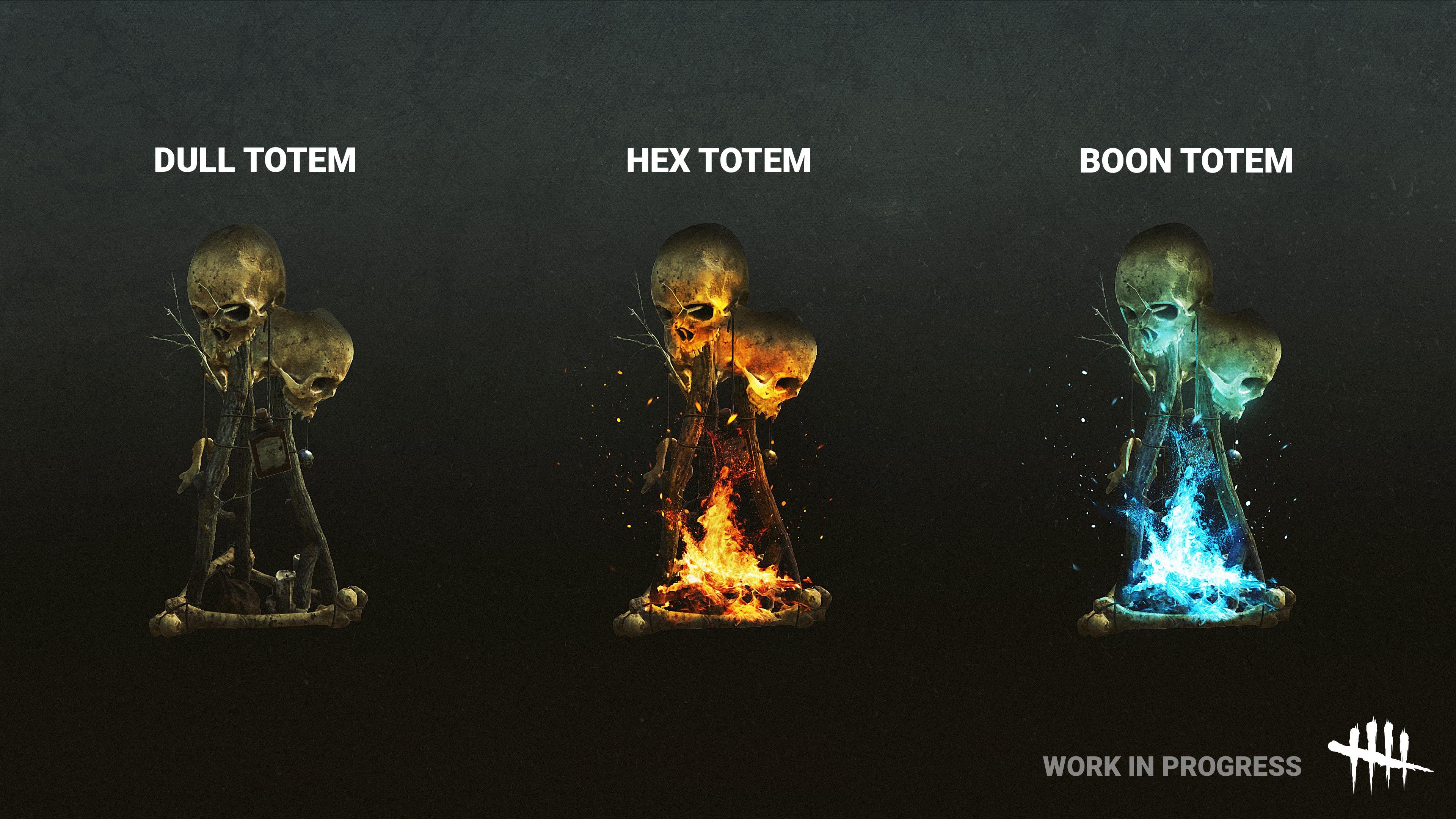 Segen Totem Work in Progress