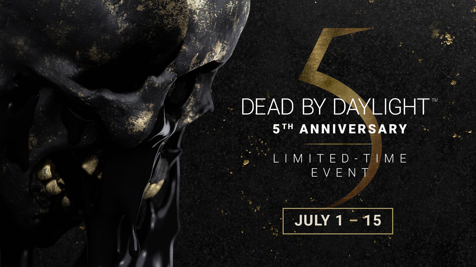 Zeitlich begrenzte Veranstaltung zum 5. Jahrestag